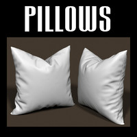 pillow interiors 3d fbx
