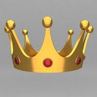 crown king ornaments 9