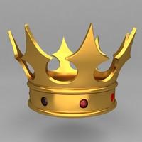 maya crown king ornaments