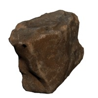 rocks games 3d obj