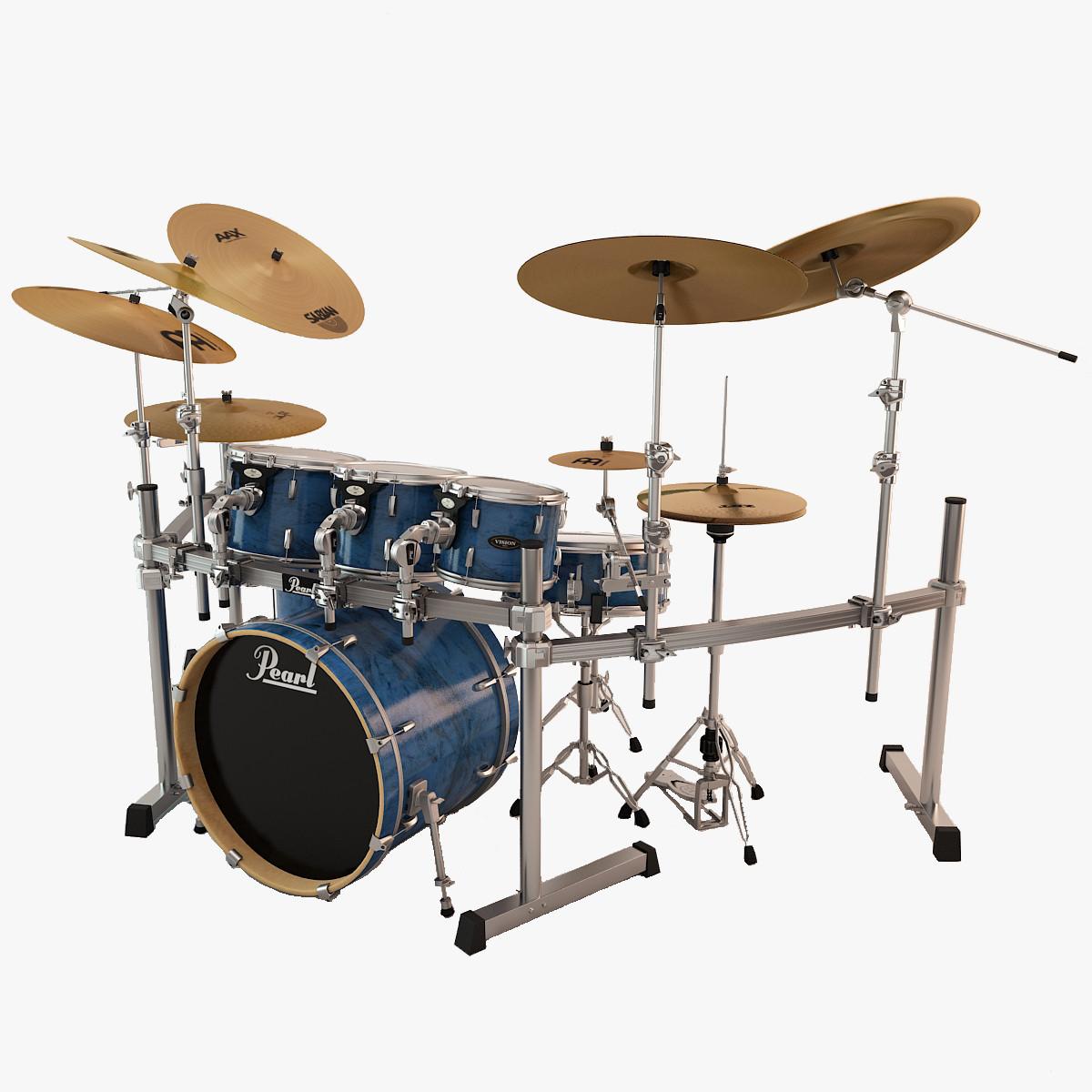 rack drum machine
