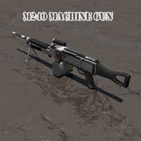 3ds m240 machine gun