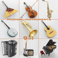max musical instruments 9 1