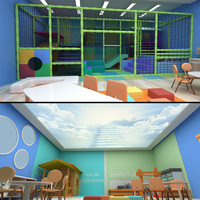 3ds max interior child