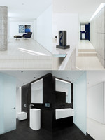 studio interior scene 3d max