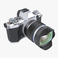 photoreal mirrorless camera olympus 3ds