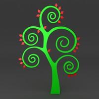 lego tree max