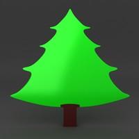 lego christmas tree 3d max