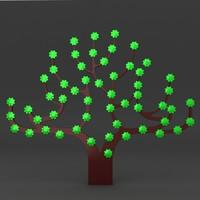 max lego tree