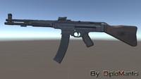 mkb 42 3d model