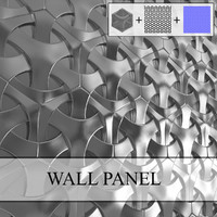 3D Wall Panel 4