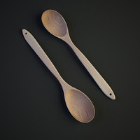 wood spoon max