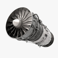Engine Supersonic aircraft