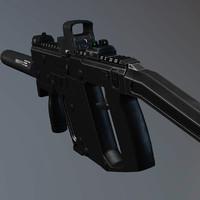 fbx kriss vector