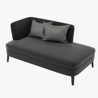 maya b italia chaise lounge