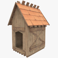 doghouse ready unity 3ds