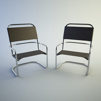 3d conference chair