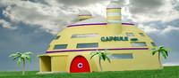 max house capsule