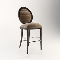giorgio bar chair 3d dwg