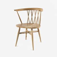 3d model of chiltern chair