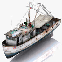 maya ready fishing boat