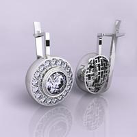 Earrings Art