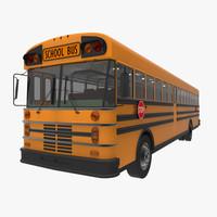 x school bus