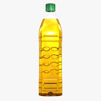 Oil Bottle 1 liter