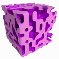 3d complex object
