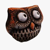 3d owl suzdal