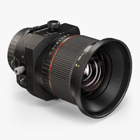 samyang 24mm f 3 3d model