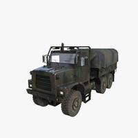 mtvr mk23 3d model