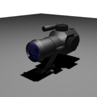 PK23 Scope LowPoly