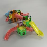 3d model brinquedao splendor fresno