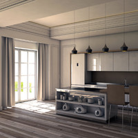 home interior 2 3d 3ds