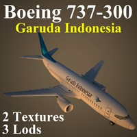 boeing gia 3d max
