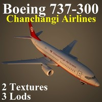 3d boeing nch