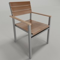 3d cadeira club - tidelli