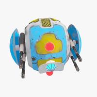 3ds max drone