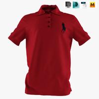 shirt - 3d max