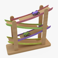 3d toy kids model