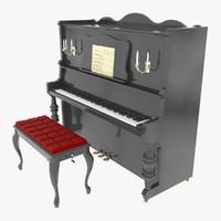 maya piano