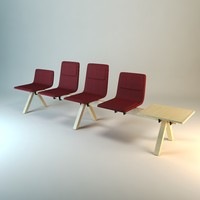 3d laia seating beam alki