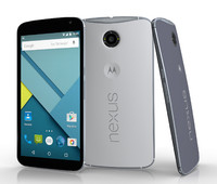 3d google nexus 6 model