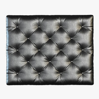 3ds max capitone wall panel