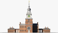 independence hall fbx