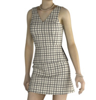 3ds max girl dress
