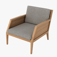 3ds max raffa chair