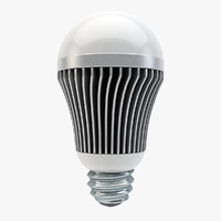 3dsmax led lightbulb light bulb