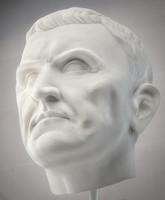 bust marcus licinius crassus lwo